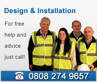 ESE Direct Design and Installation Service