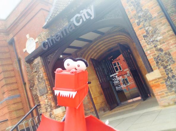cinema city norwich