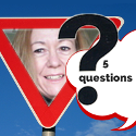 5 Questions - Julie Davison