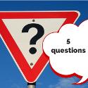 5 Questions - Luke Palmer