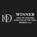 IoD East of England Director of the Year 2011