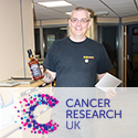 Martin selects Cancer Research for charity day