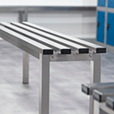 New Stainless Steel Cloakroom Bench range launched