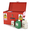 The Importance of Correctly Storing Flammable Liquid and Chemicals in the Workplace
