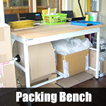 A musical packing station