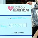 August Charity Day Winners - Norfolk Heart Trust
