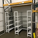 Bespoke shelving suits chilling cheeses