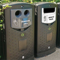 Commercial and industrial waste recycling resources
