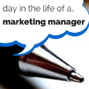 Day in the life of ..A Marketing Manager