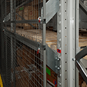 Do I need anti-collapse mesh for pallet racking?