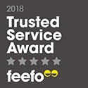 ESE Direct receive Feefo Trusted Service Award