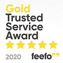 ESE Direct receives Feefo Gold Trusted Service Award 2020