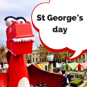 ESE George Celebrates What's Great About Norwich On St George's Day