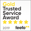 ESE Receive Feefo Gold Trusted Service Award