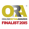 ESE selected as finalist for the 2015 Online Retail Awards