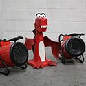 Fan Heaters - The Fantastic Five
