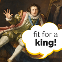 Fit for a King! Richard III forsooth