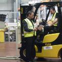 Forklift & Forklift Cage Safety