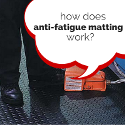 How Do Anti-Fatigue Mats Work?