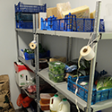 Keeping it cool with cold room shelving