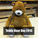 National Teddy Bear Day 2015