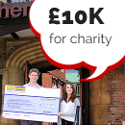 Over £10,000 raised for Charity
