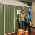 Perfect storage solution for EK Community Food Bank