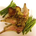 Recipe Corner - Kelly's Herb Crusted Rack of Lamb