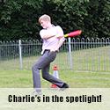 Staff Spotlight - Charlie McConnell