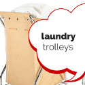 We Don't Do Duvets - We Do Laundry Trolleys