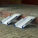 Why should Access Ramps be used?