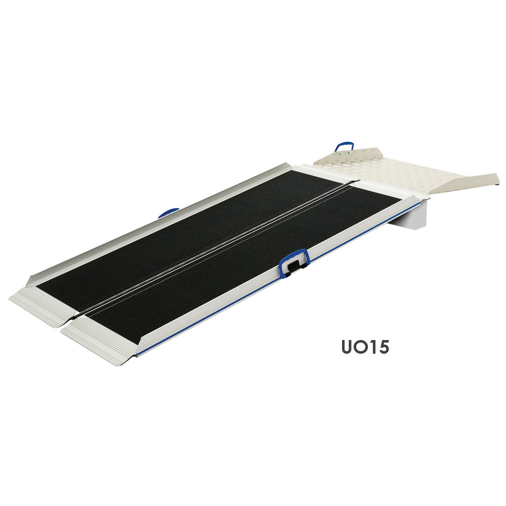 Up and over door frame ramp kit ese direct for Door frame kit