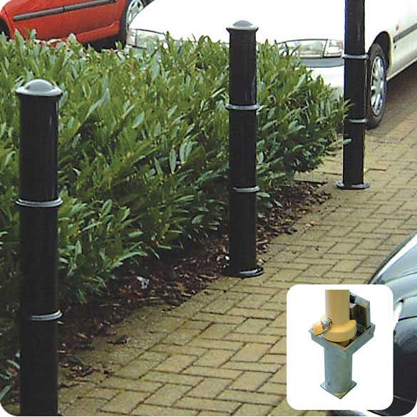 Fixed & Removable Traditional Bollards