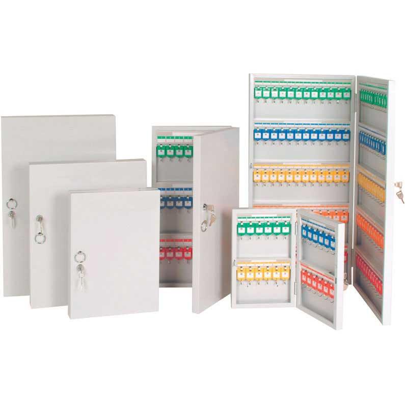 Economy Slimline Key Cabinets 96 key capacity