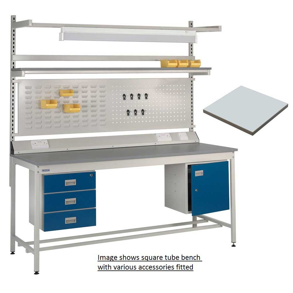 General Purpose BQ Workbench with MFC Top