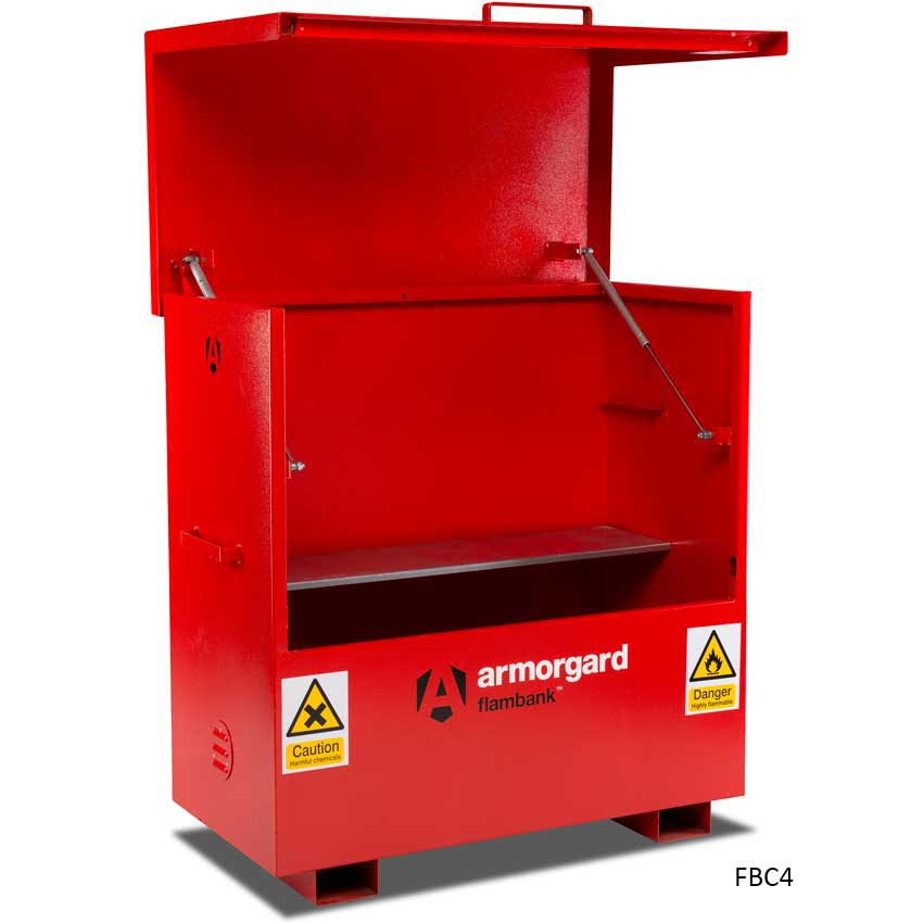 FlamBank - Hazardous Storage Chest