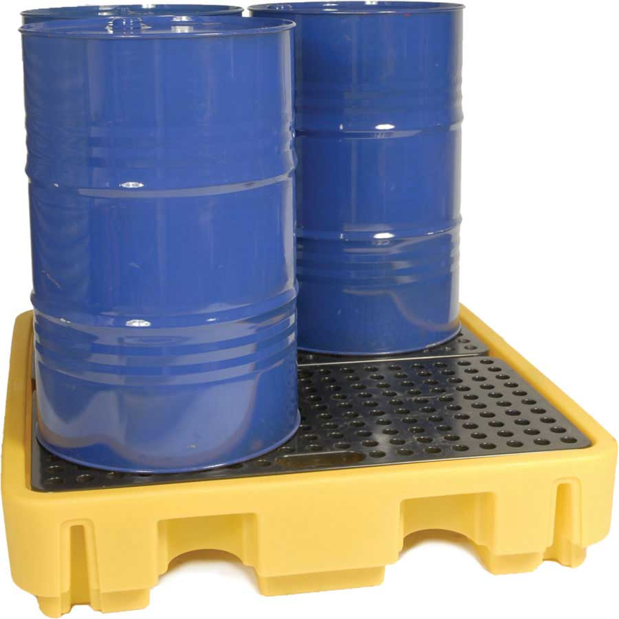 Drum Storage Spill Containment Pallets Ese Direct