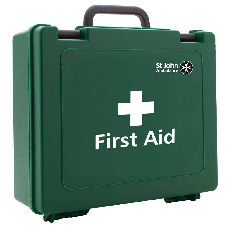 Statutory Green Box First Aid Kits