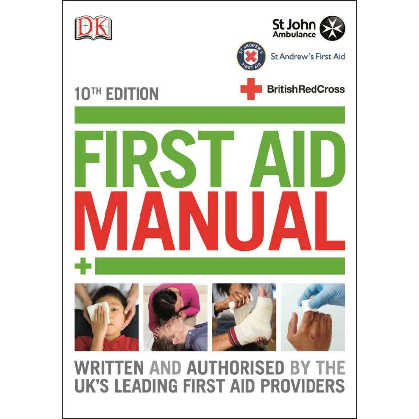 St John Ambulance First Aid Manual 10th Edition