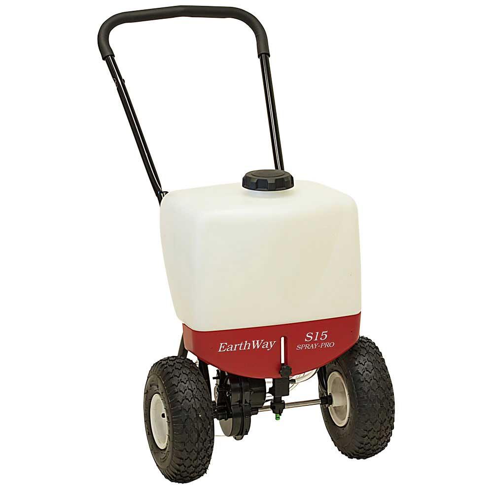 Push Sprayer with 22litre De-Icer capacity