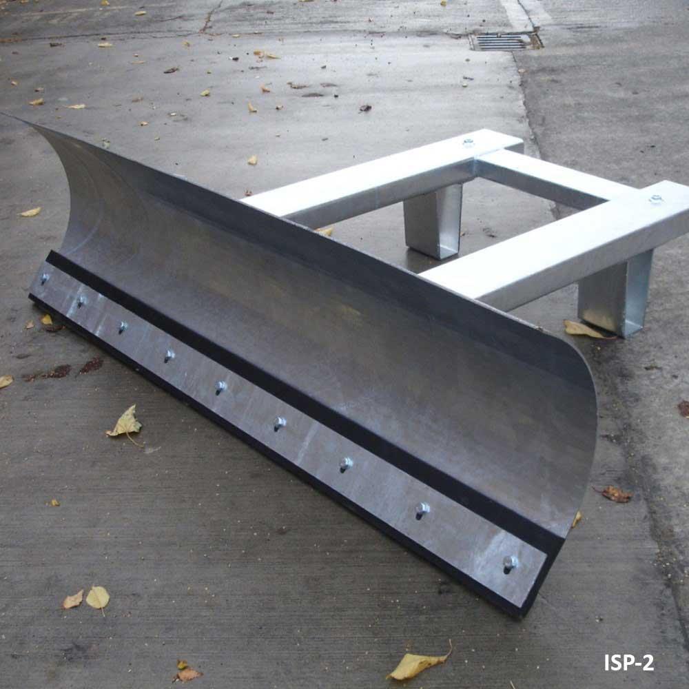 Snow Plough Forklift Attachment