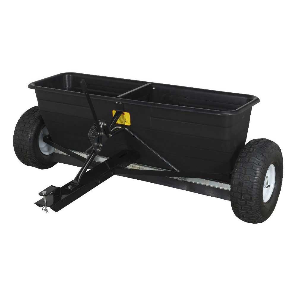 Best Lawn Fertilizer >> Sealey SPD80T 80kg Tow Behind Drop Salt Spreader - ESE Direct