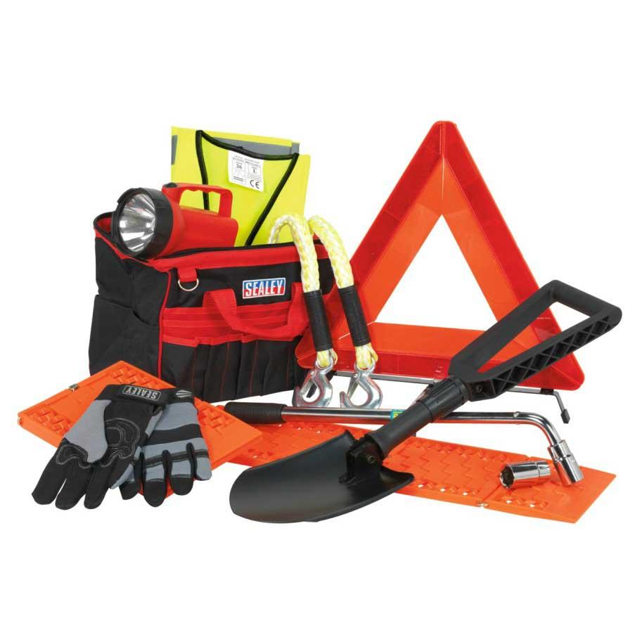 Sealey Winter Vehicle Breakdown Recovery Kit
