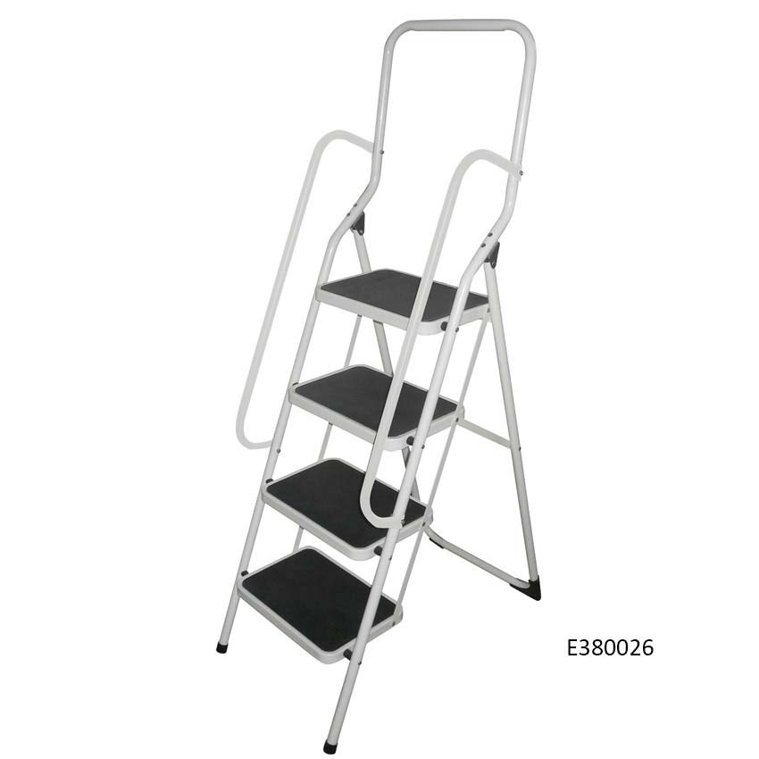 Folding Step Stool With Handrail Ese Direct