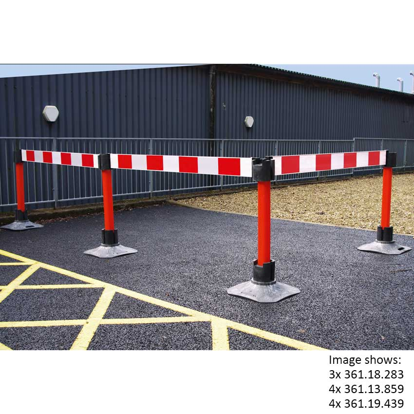 Traffic line temporary barrier systems ese direct