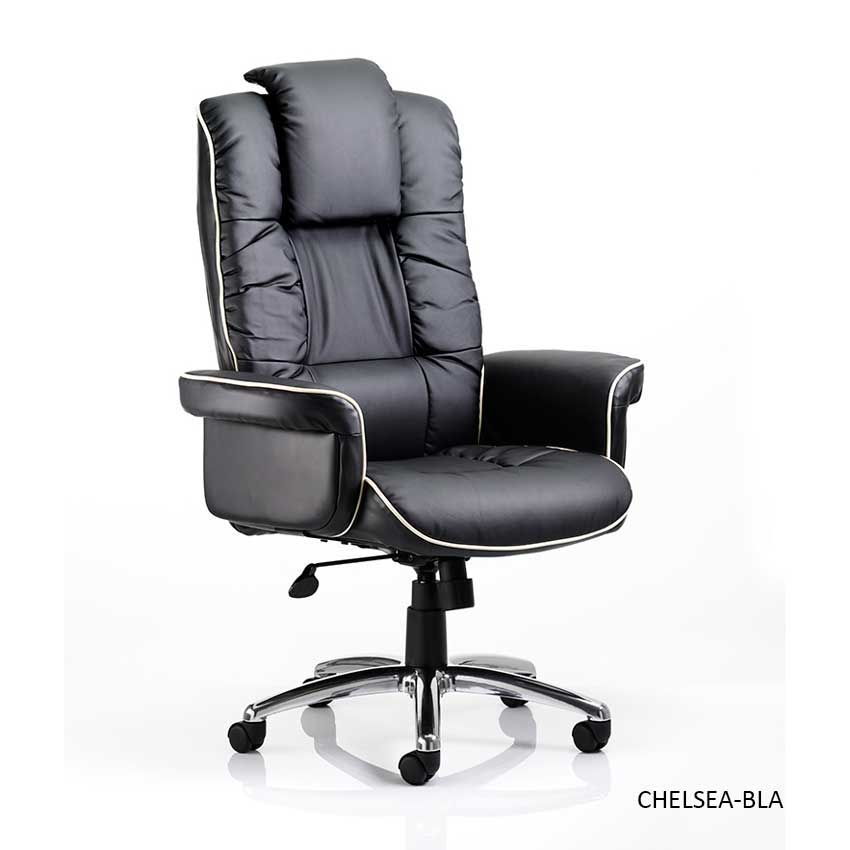 Chelsea Executive Leather Office Chairs