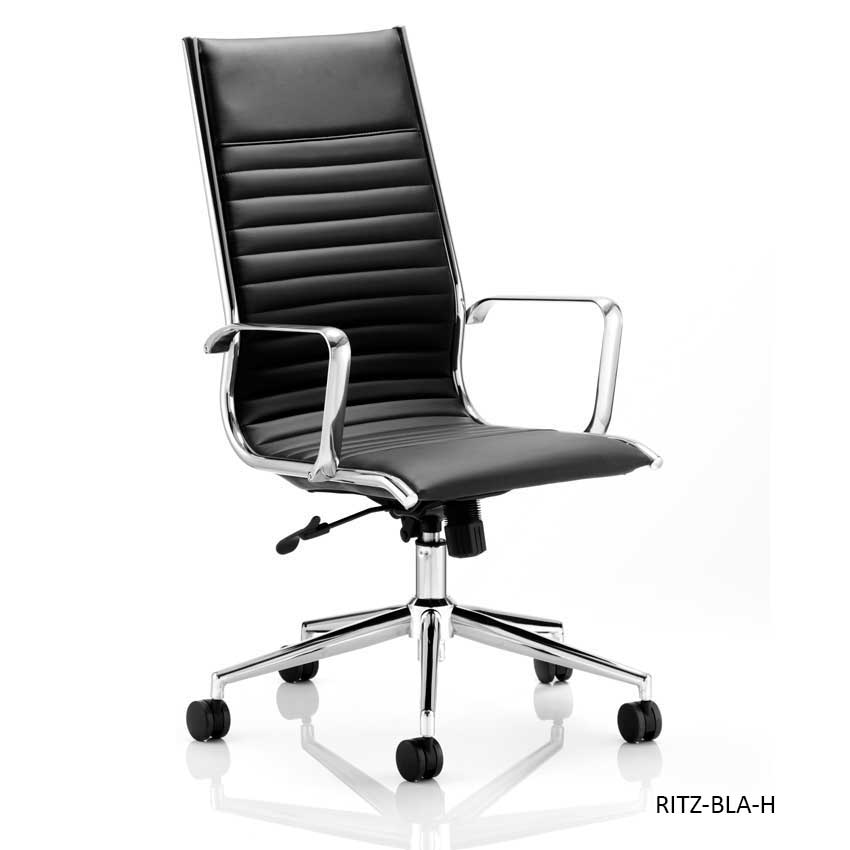 Ritz Executive Leather Office Chairs
