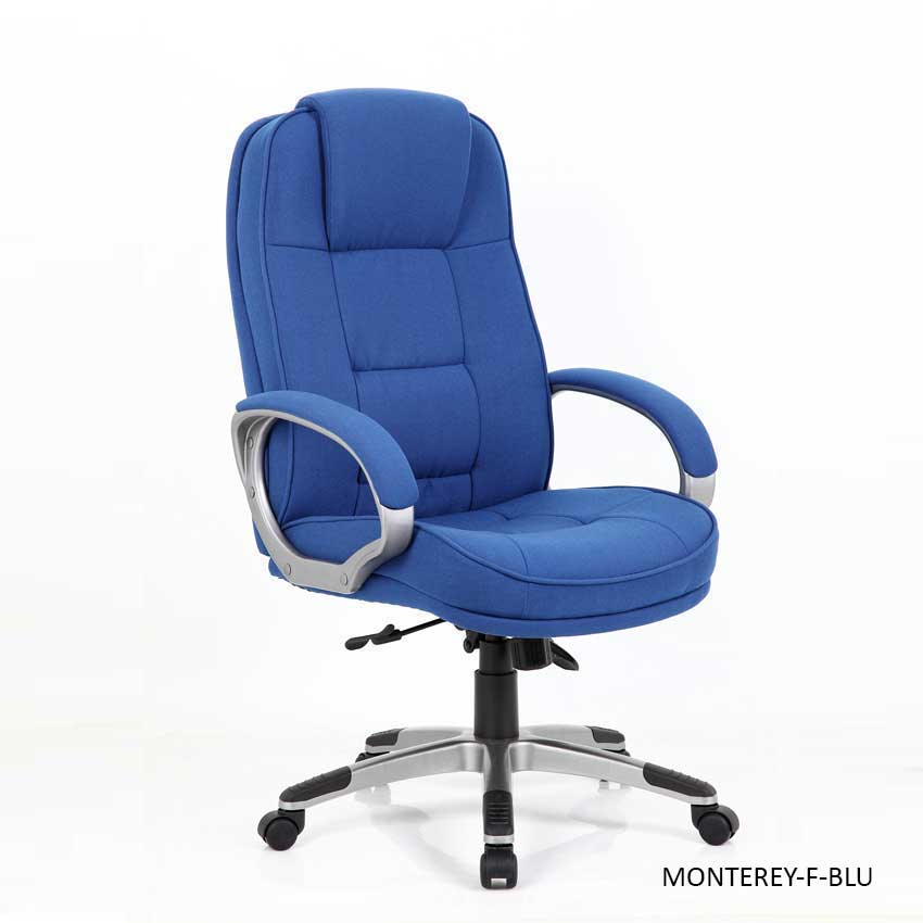 Monterey Executive Fabric Office Chairs