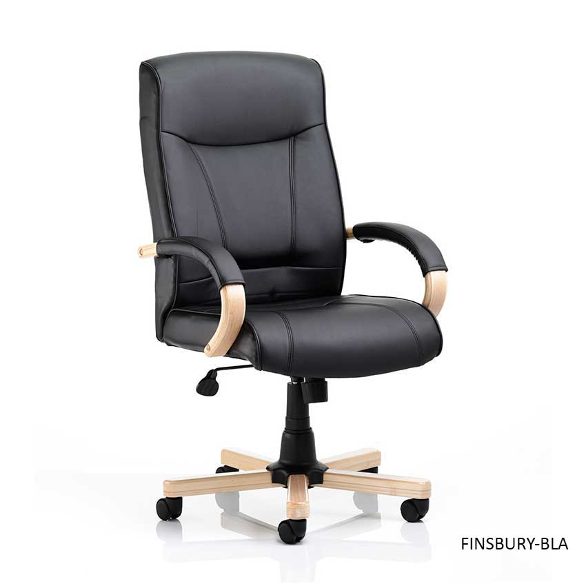 Finsbury Executive Leather Office Chairs