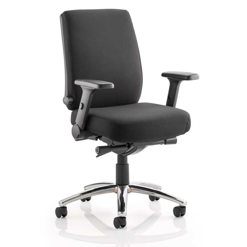 Velocity Fabric Operator Chair